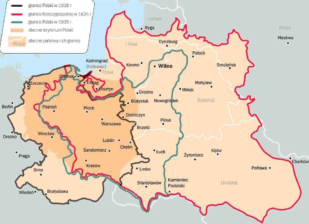 Mapy Wolynia